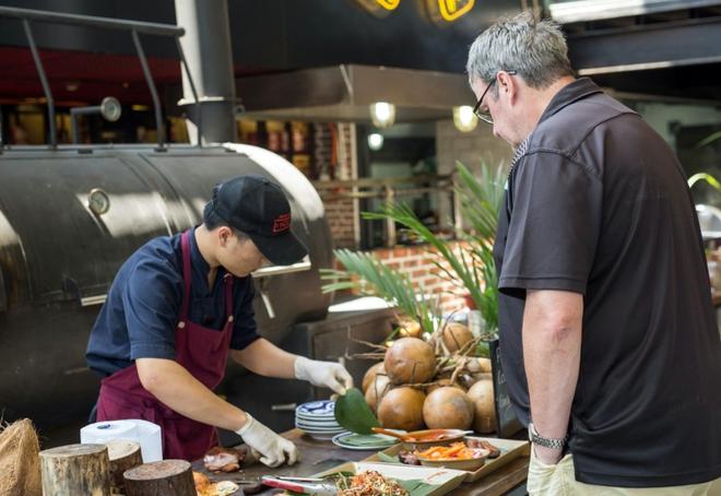 Thưởng thức BBQ phong cách Mỹ tại Đà Nẵng - Ảnh 4.
