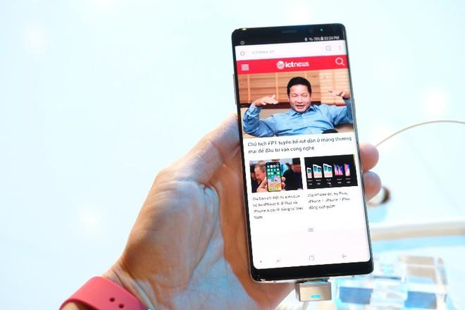 Samsung tung Galaxy Note 8 tại Việt Nam, giá từ 22,5 triệu đồng - Ảnh 4.