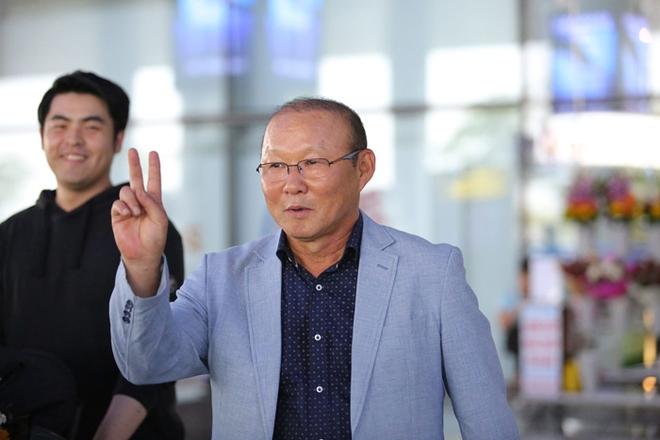 HLV Park Hang Seo: Chào Việt Nam, tôi đã đến! - Ảnh 3.