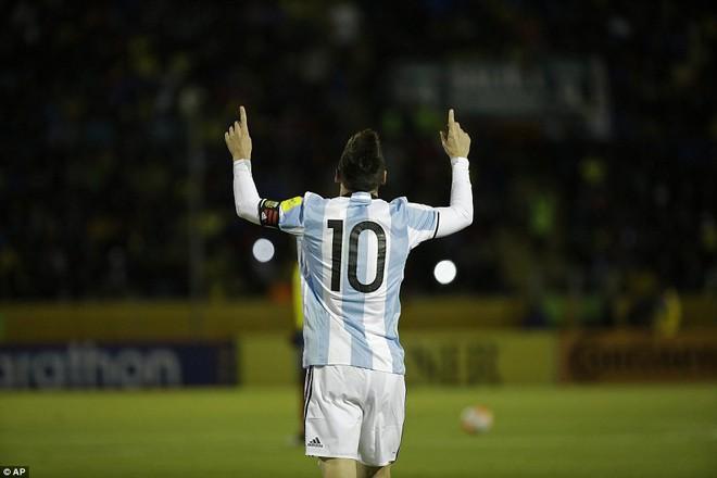 Messi, người hùng mang dư vị đắng - Ảnh 3.