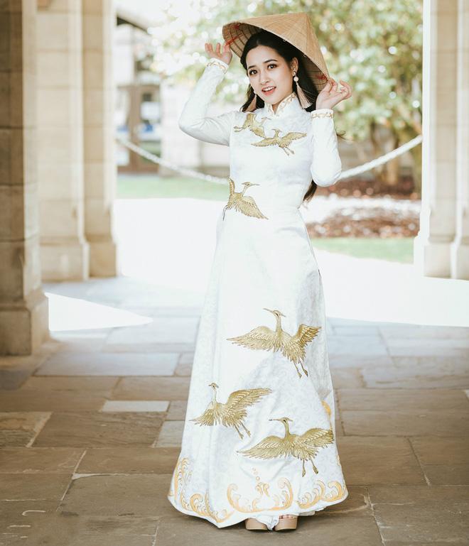 Nhan sắc đời thường của nữ sinh Việt vừa đăng quang hoa khôi tại Australia - Ảnh 4.