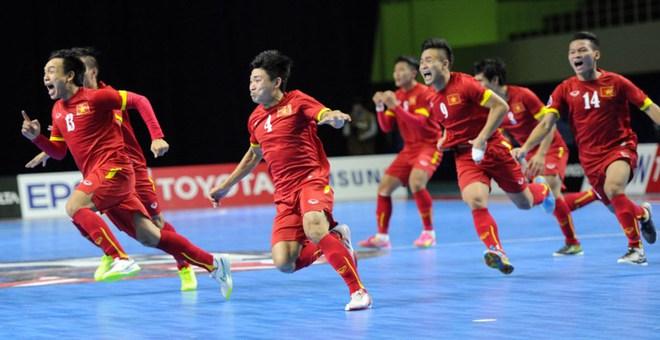 Futsal Việt Nam tìm suất đi châu Á… rồi World Cup - Ảnh 4.