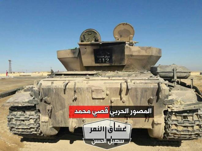 QĐ Syria trúng độc đắc: Tóm gọn kho vũ khí lớn chưa từng thấy của IS - Ảnh 4.