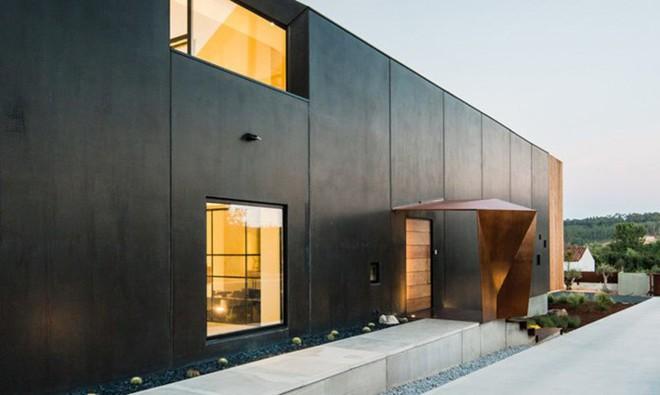 Ngôi nhà xinh đẹp lấy cảm hứng từ bản vẽ của một đứa trẻ - Ảnh 4.