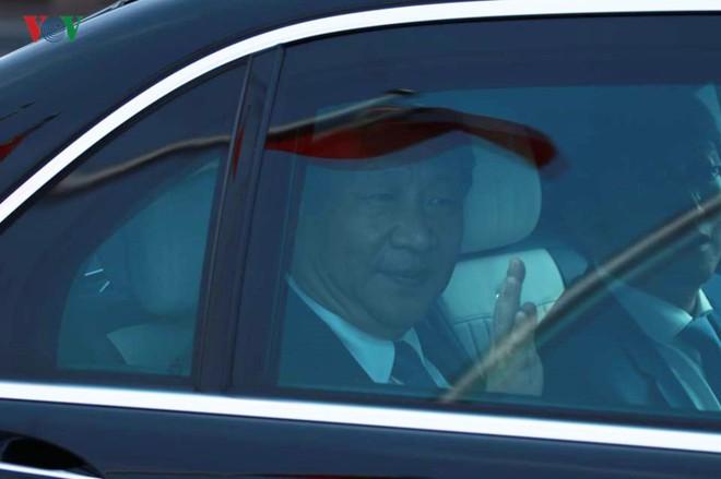 Ảnh: Chủ tịch Trung Quốc rời Hà Nội, kết thúc chuyến thăm Việt Nam - Ảnh 4.
