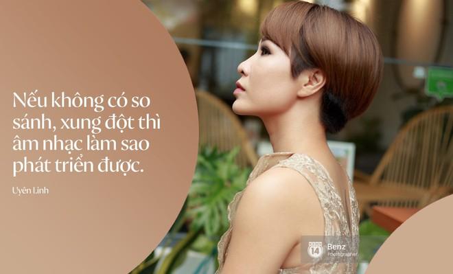 Uyên Linh: Tôi chưa nghe Chi Pu hát, nhưng nói thật tôi cũng không nghe nổi - Ảnh 5.