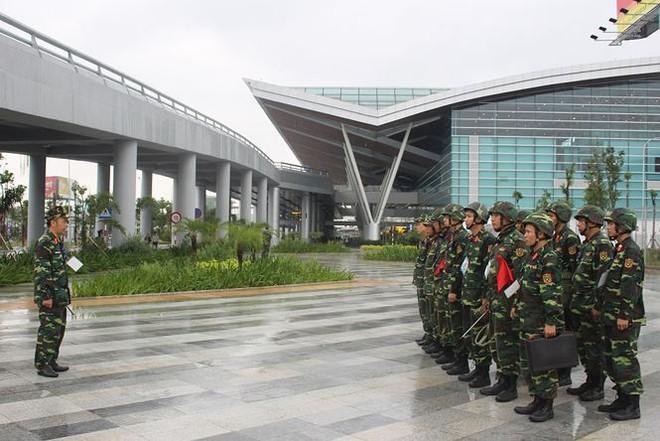Công binh Việt Nam bảo vệ APEC 2017 như thế nào?  - Ảnh 4.
