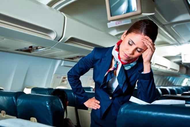 """1001 chuyện """"dở khóc dở cười"""" trên máy bay được chính tiếp viên hàng không tiết lộ - Ảnh 4."""