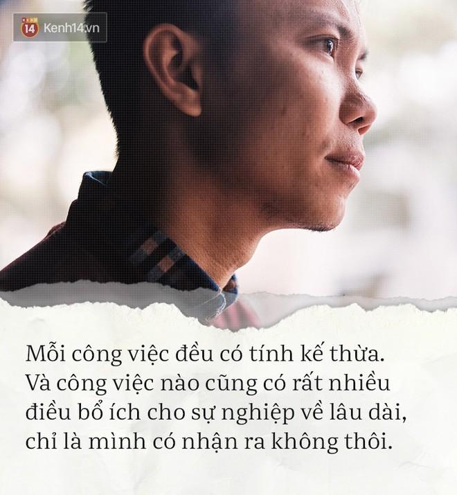 Cựu CEO Uber Việt Nam: Tuổi trẻ, có lúc đi nhanh có lúc thì cần tạm dừng - Ảnh 4.