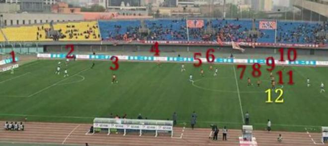 Những sự cố đáng xấu hổ của bóng đá Trung Quốc năm 2017 - Ảnh 4.