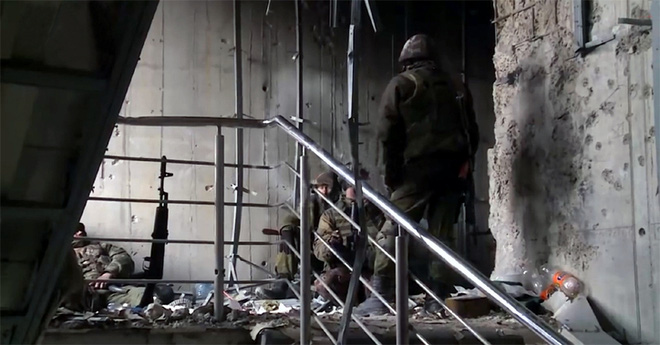 Lính Cyborg Ukraine: Thất bại cay đắng của những siêu nhân không thể bị đánh bại - Ảnh 6.