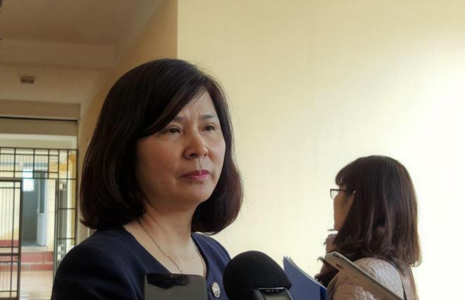 Công bố quyết định cách chức hiệu trưởng trường Nam Trung Yên - Ảnh 1.