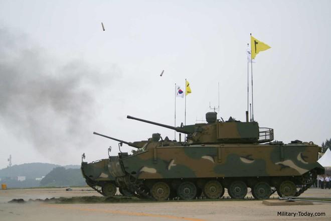 Những vũ khí Hàn Quốc có thể đối phó với Triều Tiên - Ảnh 5.