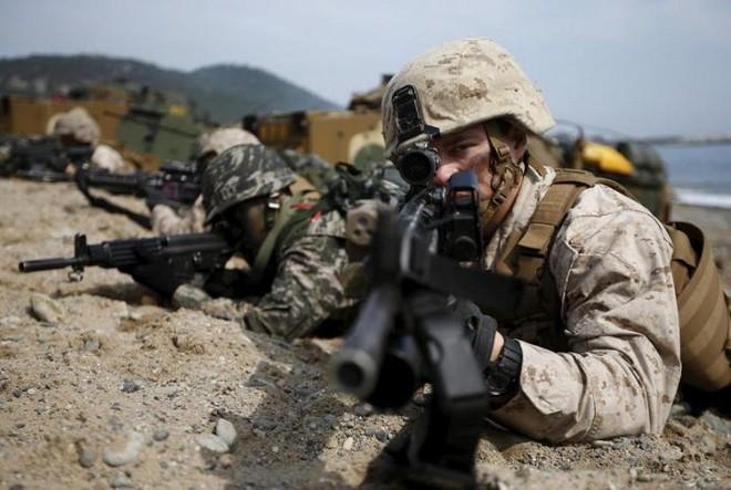 Đại sứ Nguyễn Ngọc Trường nhận định khả năng chiến tranh Mỹ - Triều Tiên - Ảnh 3.