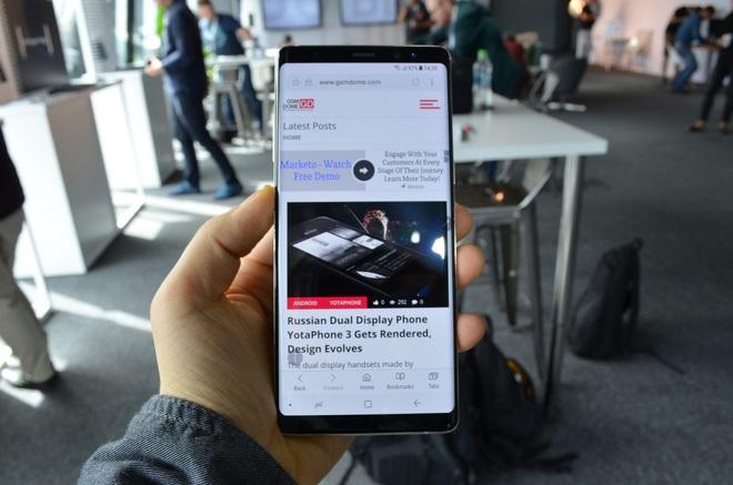 9 lý do chứng minh Galaxy Note8 ăn điểm trước iPhone X - Ảnh 5.