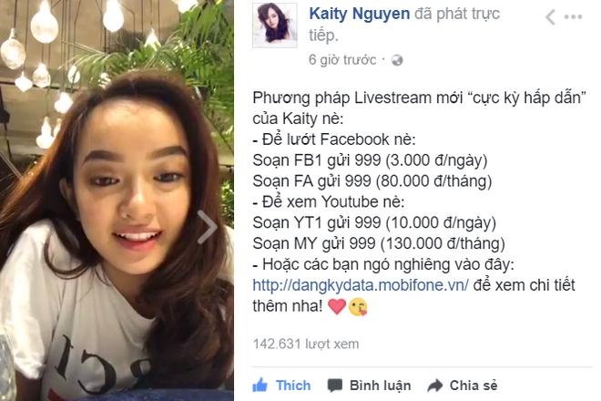 """Livestream: """"Chiêu trò"""" hút fan mới của giới showbiz Việt - Ảnh 5."""