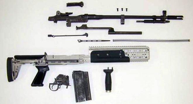 Mk 14 EBR – Khẩu súng xóa nhòa ranh giới giữa súng trường tấn công và súng bắn tỉa - Ảnh 5.