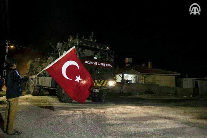 NÓNG: QĐ Thổ Nhĩ Kỹ chính thức ào ạt vượt biên, xông vào Idlib, Syria - Căng thẳng tột độ - Ảnh 5.