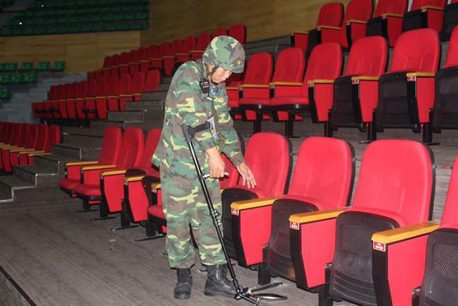 Công binh Việt Nam bảo vệ APEC 2017 như thế nào?  - Ảnh 5.