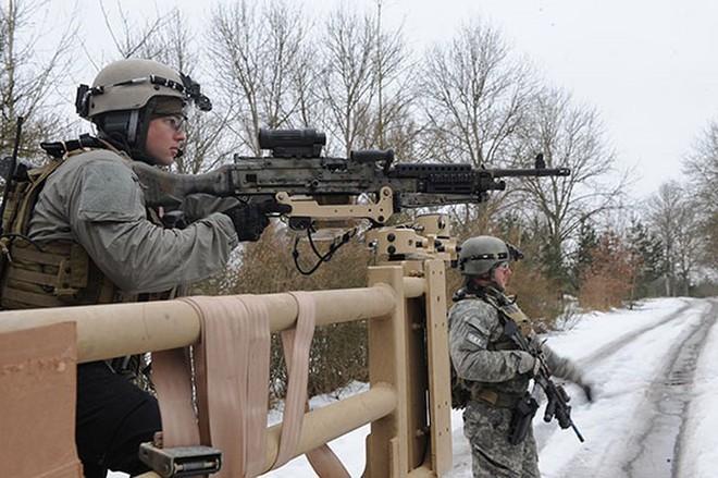 Ảnh: Đặc nhiệm Mỹ thực hành tác chiến cùng các loại vũ khí hiện đại - Ảnh 5.