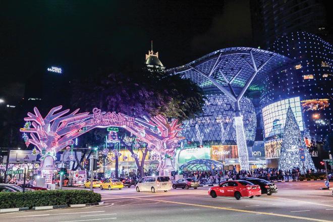 Singapore rực rỡ mùa lễ hội cuối năm - Ảnh 5.