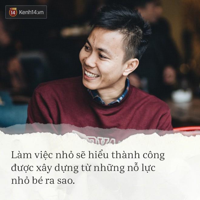 Cựu CEO Uber Việt Nam: Tuổi trẻ, có lúc đi nhanh có lúc thì cần tạm dừng - Ảnh 5.