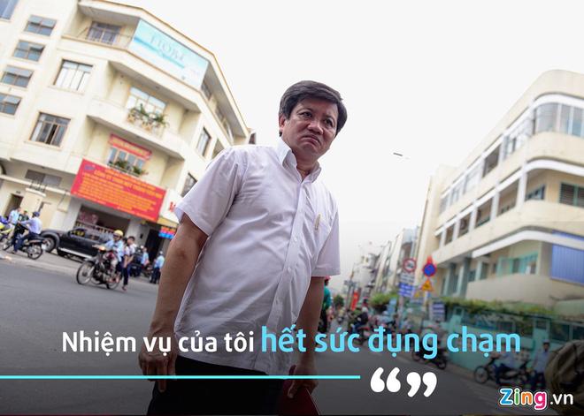 10 phát ngôn khó quên của ông Đoàn Ngọc Hải trong 2 tháng dẹp vỉa hè - Ảnh 6.
