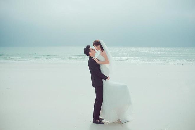 'Hot girl dân tộc' hạnh phúc bên chồng trong bộ ảnh cưới - ảnh 6