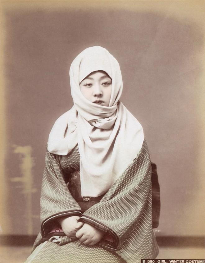 Cuộc sống Nhật Bản xưa qua những bức ảnh màu - Ảnh 6.