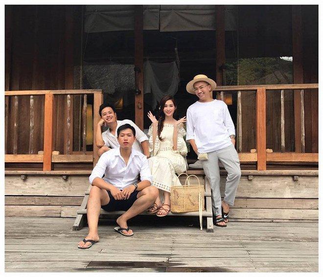 Hé lộ hậu trường chụp ảnh cưới của Hoa hậu Đặng Thu Thảo và bạn trai đại gia - Ảnh 6.