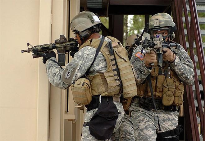 Ảnh: Đặc nhiệm Mỹ thực hành tác chiến cùng các loại vũ khí hiện đại - Ảnh 6.