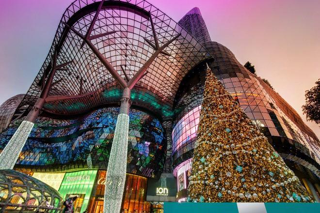 Singapore rực rỡ mùa lễ hội cuối năm - Ảnh 6.