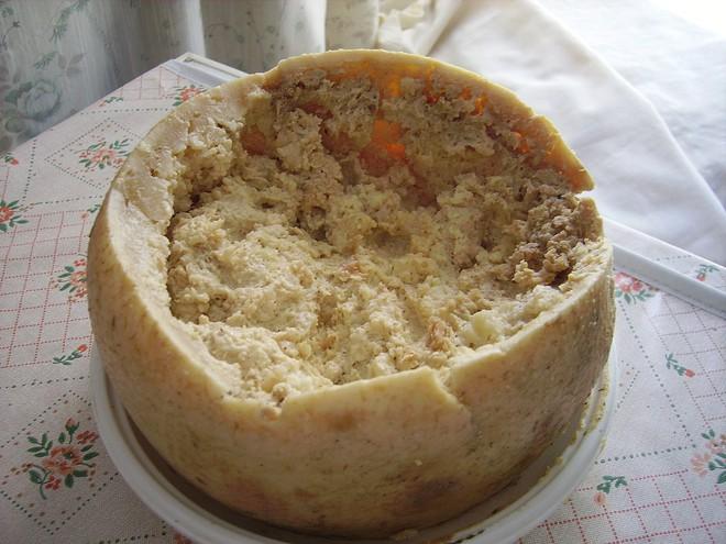 7 món ăn sống kinh dị trên khắp thế giới: Việt Nam cũng góp mặt với một món siêu độc - Ảnh 6.