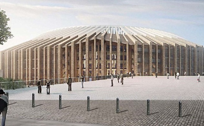 Chelsea chi 500 triệu bảng cải tạo Stamford Bridge