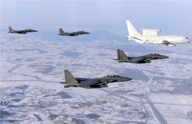Những vũ khí Hàn Quốc có thể đối phó với Triều Tiên - Ảnh 7.