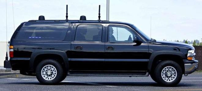 Đội hình xe hộ tống Tổng thống Mỹ: Vì sao được gọi là Nhà Trắng bọc thép di động? - Ảnh 8.