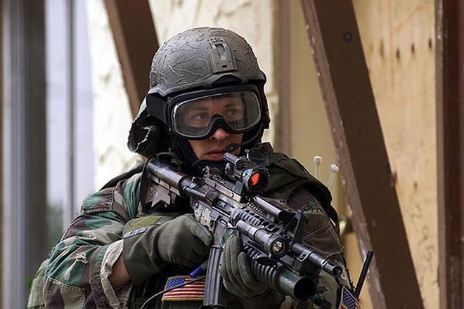 Ảnh: Đặc nhiệm Mỹ thực hành tác chiến cùng các loại vũ khí hiện đại - Ảnh 7.