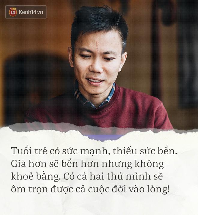 Cựu CEO Uber Việt Nam: Tuổi trẻ, có lúc đi nhanh có lúc thì cần tạm dừng - Ảnh 8.