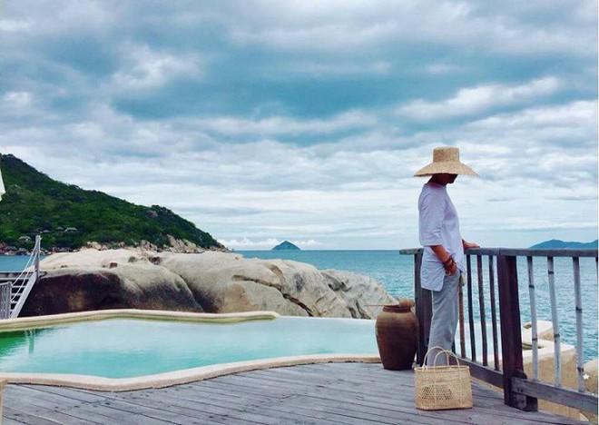 Hé lộ hậu trường chụp ảnh cưới của Hoa hậu Đặng Thu Thảo và bạn trai đại gia - Ảnh 9.