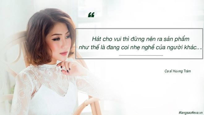 Hương Tràm: Từ cô gái 17 tuổi tài năng tới ngôi sao với những phát ngôn gây bão  - Ảnh 9.