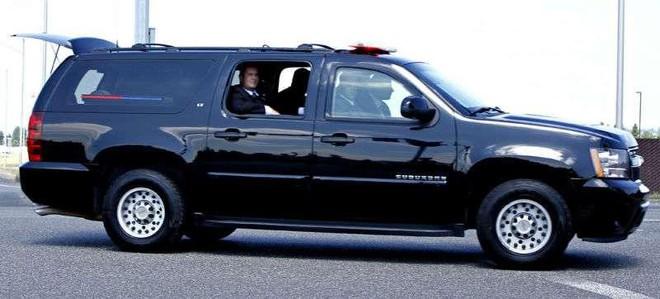 Đội hình xe hộ tống Tổng thống Mỹ: Vì sao được gọi là Nhà Trắng bọc thép di động? - Ảnh 10.