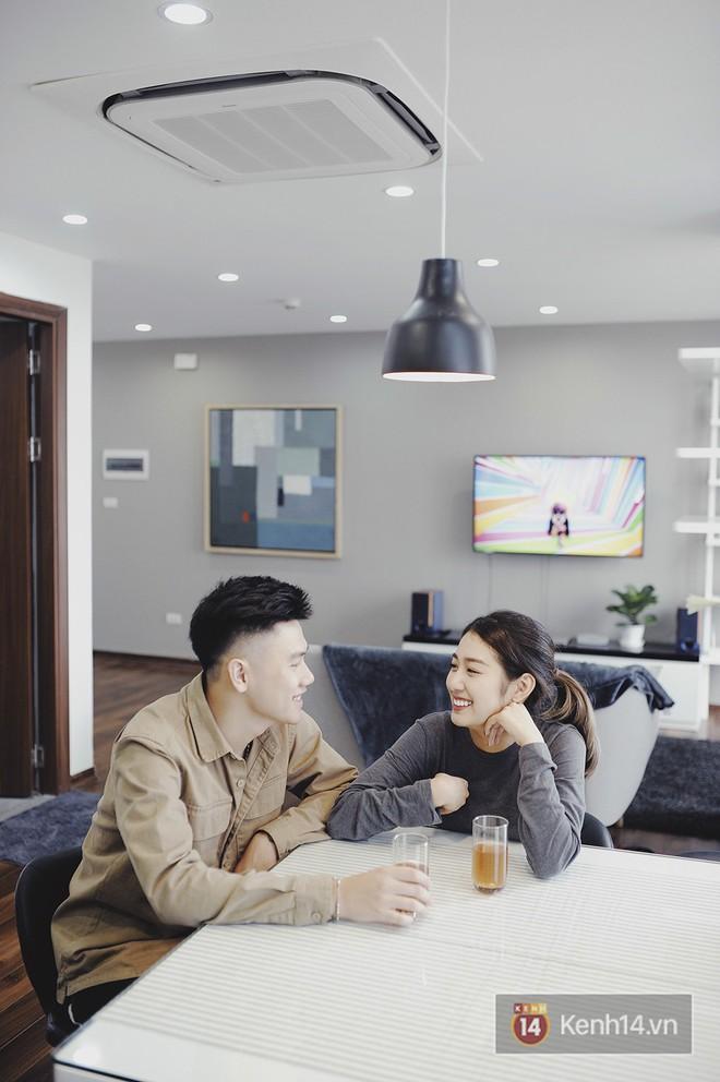 Gia đình trong mơ Trang Lou - Tùng Sơn: Có con là điều khó khăn nhất nhưng cũng hạnh phúc nhất! - Ảnh 10.