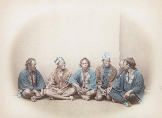Cuộc sống Nhật Bản xưa qua những bức ảnh màu - Ảnh 10.