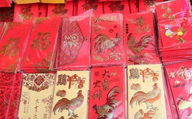 Người Đài Loan lì xì bao nhiêu vào dịp Tết?