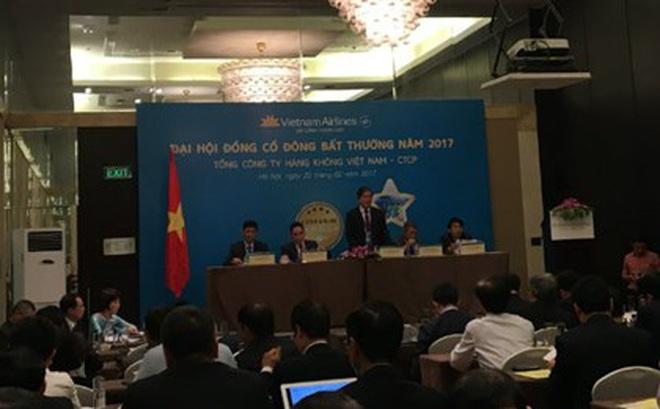 ĐHĐCĐ Vietnam Airlines: Bán tàu bay lãi 1 triệu USD/chiếc, sẽ tiếp tục thoái vốn Nhà nước