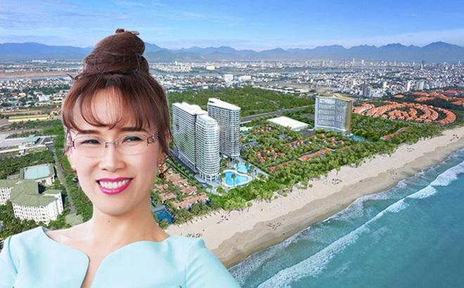 """Không chỉ là người phụ nữ giàu nhất TTCK, bà Nguyễn Thị Phương Thảo còn là nữ tướng địa ốc """"quyền lực"""""""