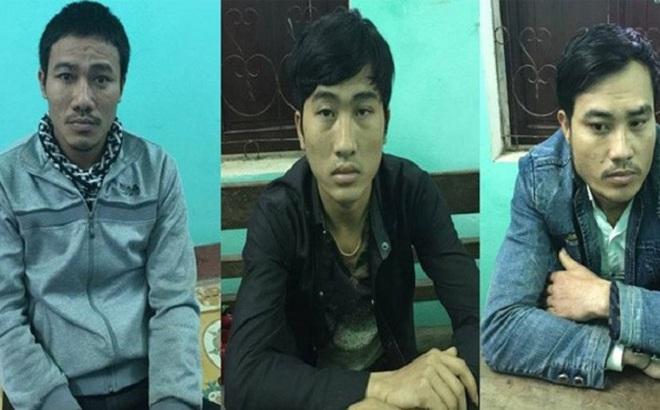 Bốn thanh niên vào rừng trộm trâu bò lấy tiền đánh bạc