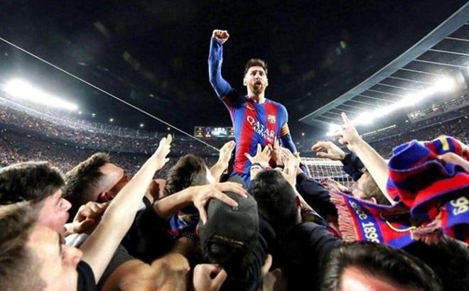 Barca nhận tin vui từ Messi sau chiến tích ngược dòng