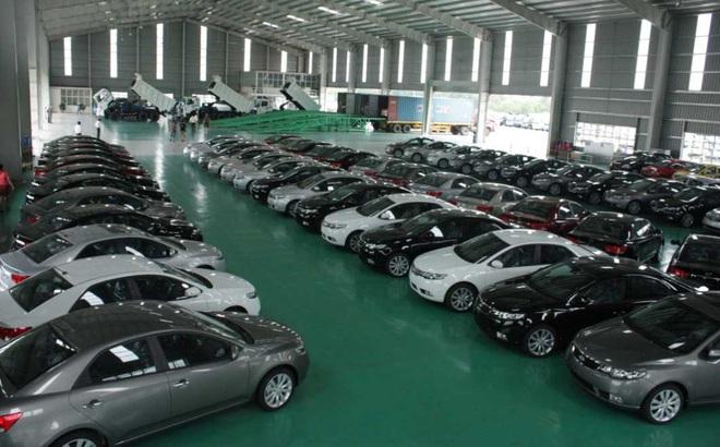 Xem xét sửa đổi thuế nhập ô tô nguyên chiếc
