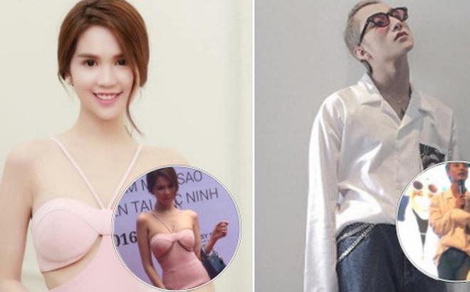 """Hình ảnh cùng một sự kiện, sao Việt lại có sự khác biệt """"một trời một vực"""" thế này!"""